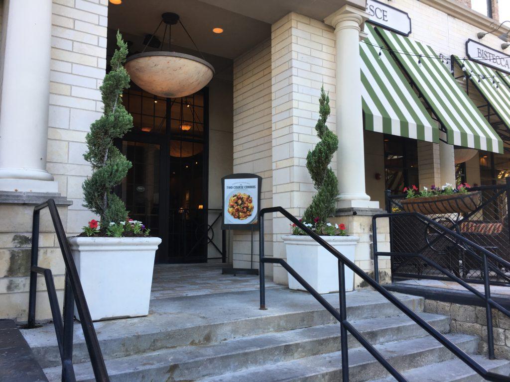 Restaurant Landscape service