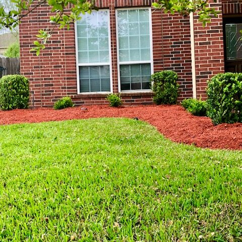Professional mulch-sod-mowing services in: Pearland, Sienna Plantation, Meridiana, Bellaire, 77583,77584,77459,77401and, Sienna Pantation, Meridiana, Bellaire, 77583,77584,77459,77401